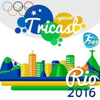 Final olímpica triatlón masculina Rio (Especial Tricast)