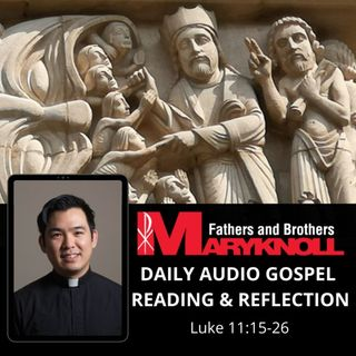Friday of the Twenty-seventh Week in Ordinary Time, Luke 11:15-26