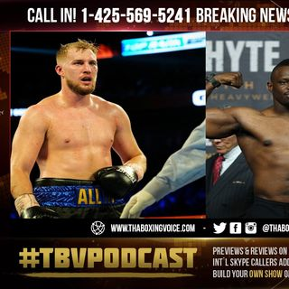 ☎️Dillian Whyte vs Otto Wallin🔥 Terms Agreed To For October 30 Fight At O2 Arena In London❗️