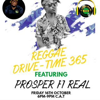 Reggae Drive-Time365 Live With Lion Paw Int'l Ep. 16 October