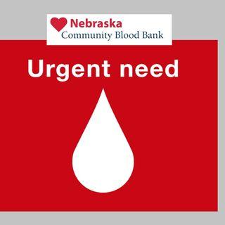 Interview w Erica Busta from Nebraska Community Blood Bank