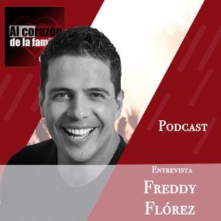Entrevista Freddy Flórez