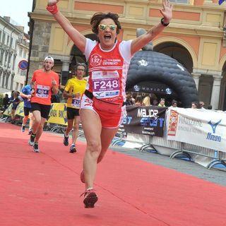 Café Bleu corre con Maria Luisa Garatti contro la sclerosi multipla