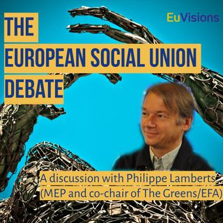 A discussion with Philippe Lamberts, MEP and co-chair The Greens/EFA