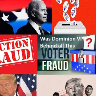 America Won't Trust Elections Until The #VoterFraud Is Investigated