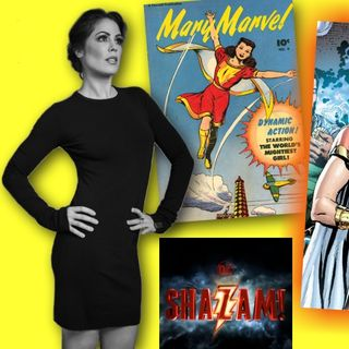 #269: Michelle Borth on bringing Mary Marvel to life in Shazam!