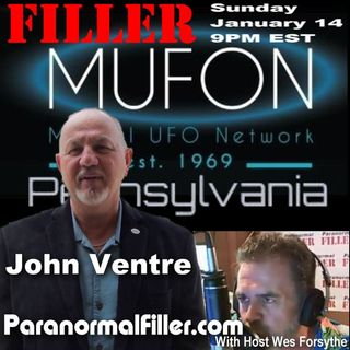 John Ventre On Paranormal Filler