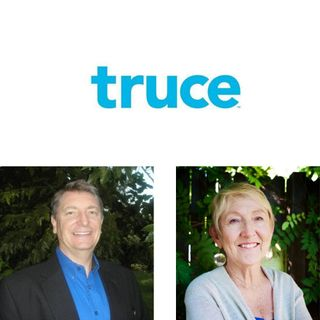 MAC6 COMMUNITY CONNECTION Diann Peart and Denis Leclerc with Truce