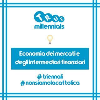 Cattolica-economia dei mercati e degli intermediari finanziari