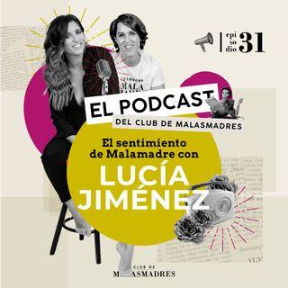 Maternidad y sentimiento de Malamadre con Lucía Jiménez