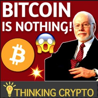 Bitcoin & Crypto Are Nothing Says Billionaire Paul Singer & Bitcoin As Safe As Bonds & Gold