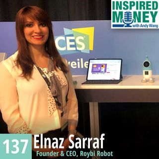 From product idea to $4.2 million seed round with Roybi's Elnaz Sarraf
