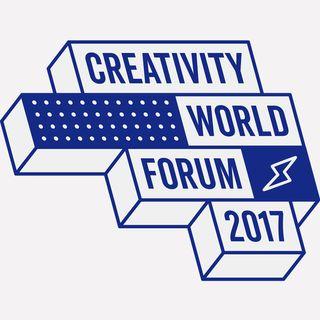 Creativity World Forum podcast