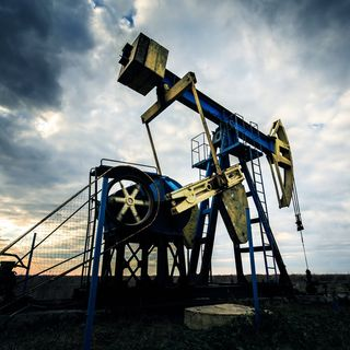Is the Next Financial Crisis Oil?