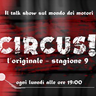 LIVE con Paolo Filisetti e Benny Strignano | Circus! - Puntata 335