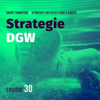 Strategie DGW