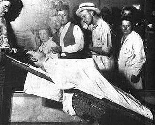 186 - John Dillinger's Penis