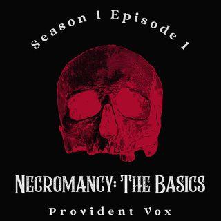 S1 E1 - Necromancy: The Basics