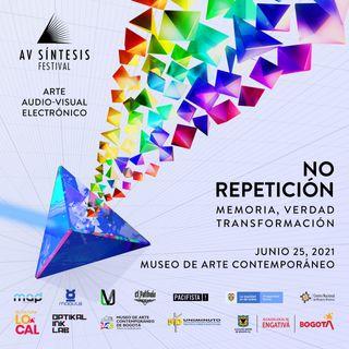 AV Síntesis, un nuevo festival, cuya esencia será el video mapping, el live performance y las artes audiovisuales electrónicas.
