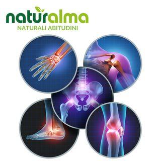 Naturalma - ROUTINE - Dolori articolari? Scopri i Rimedi naturali per il benessere delle Articolazioni.