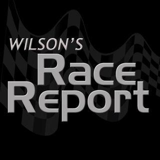 Wilson's Race Report - 11-14-2016