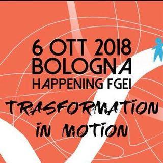 """A Bologna l'Happening Fgei, a Milano il ciclo """"Visioni"""""""