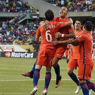 Chile lo hizo de nuevo