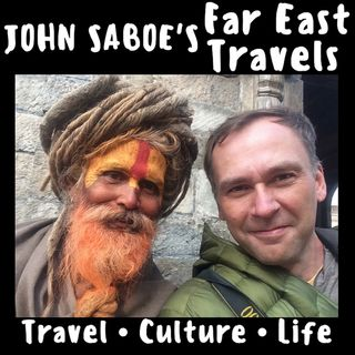 """Live In Asia"" Expat Series with American MJ Klein-Life in Asia/Taiwan"