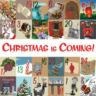 Christmas is Coming!: Letters (Ages 5-11)