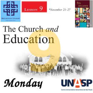 841 - Sabbath School - 23.Nov Mon