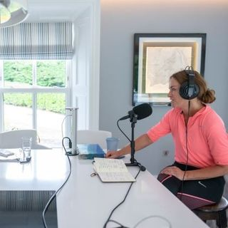 EPISODE 9: Louise has an insightful discussion with Dr Rhona Mahony