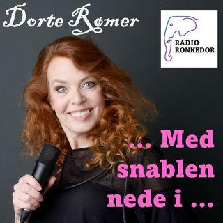 INTRO - Dorte Rømer med snablen nede i - Hvem er hun?