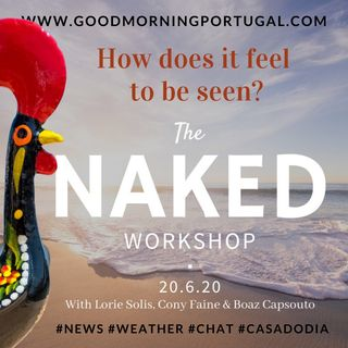 Portugal homesteading news, weather, fires, snakes & nudity!