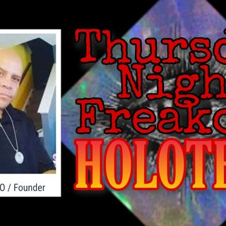 """YouTube EP5 - Thursday Night Freakout with Holotech's John """"Smarty"""" Mendez (Audio Only)"""