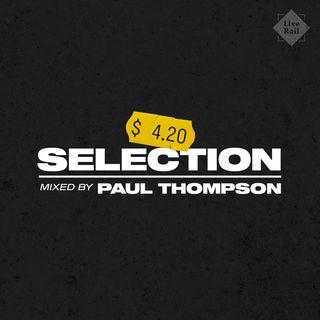 DJ Paul Thompson - 420 Selection Mixtape