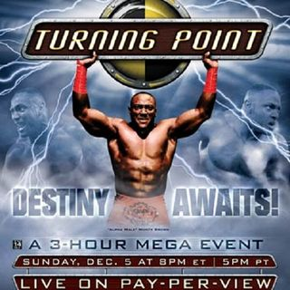 ENTHUSIASTIC REVIEWS #120: TNA Turning Point 2004 Watch-Along