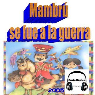 #14 Mambrú se fue a la guerra - CurioMúsica Podcast