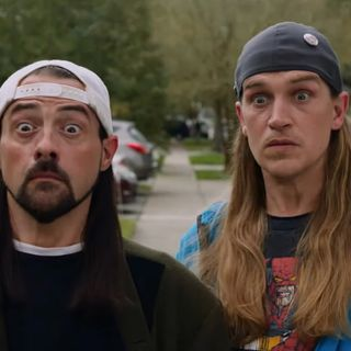 Subculture Film Reviews - JAY & SILENT BOB REBOOT