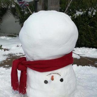 #tvn Per caso hai detto neve?!