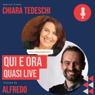 Mindfulness - Special Guest Chiara Tedeschi