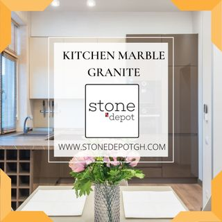 FIND BEST QUALITY KITCHEN MARBLE AND GRANITE AT STONE DEPOT