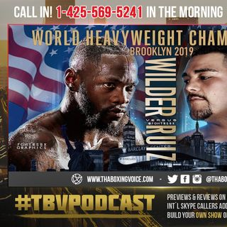 ☎️Andy Ruiz's Father: We Want Deontay Wilder's Belt✅ We'll Destroy Him❗️