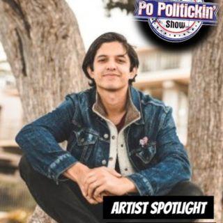 Artist Spotlight - Conner Cherland | @ConnerCherland