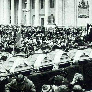La rivoluzione cantata: l'indipendenza delle repubbliche baltiche, 1968-1991