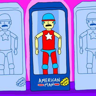 57 - American Man