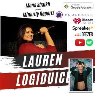 WHITE WOMEN JUST DON'T GET IT- Minority Reportz Ep.18 w/Lauren LoGiudice (Inside Melania)