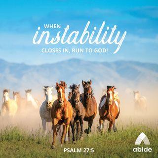 Overcoming Spiritual Instability