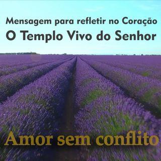 Reflexão 033 - Amor sem conflito