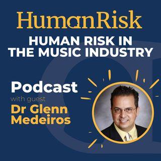 Multi-million selling Singer Songwriter Dr Glenn Medeiros on Human Risk in the Music Industry
