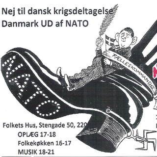 Fredskamp mod Nato - 4. marts 2017